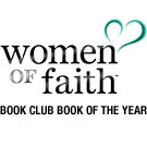 Women of Faith Book Club Book of the Year
