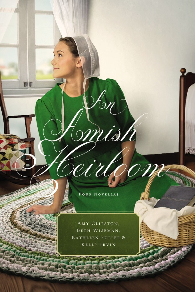 An Amish Heirloom cover